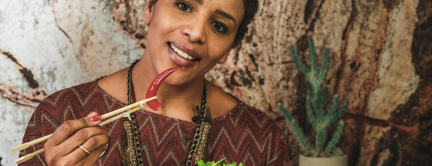 Ga op culinaire wereldreis met Faty