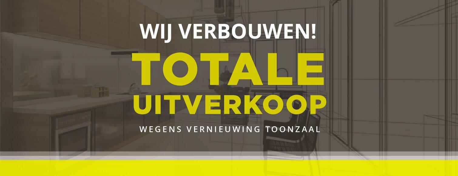 Totale uitverkoop Roeselare!