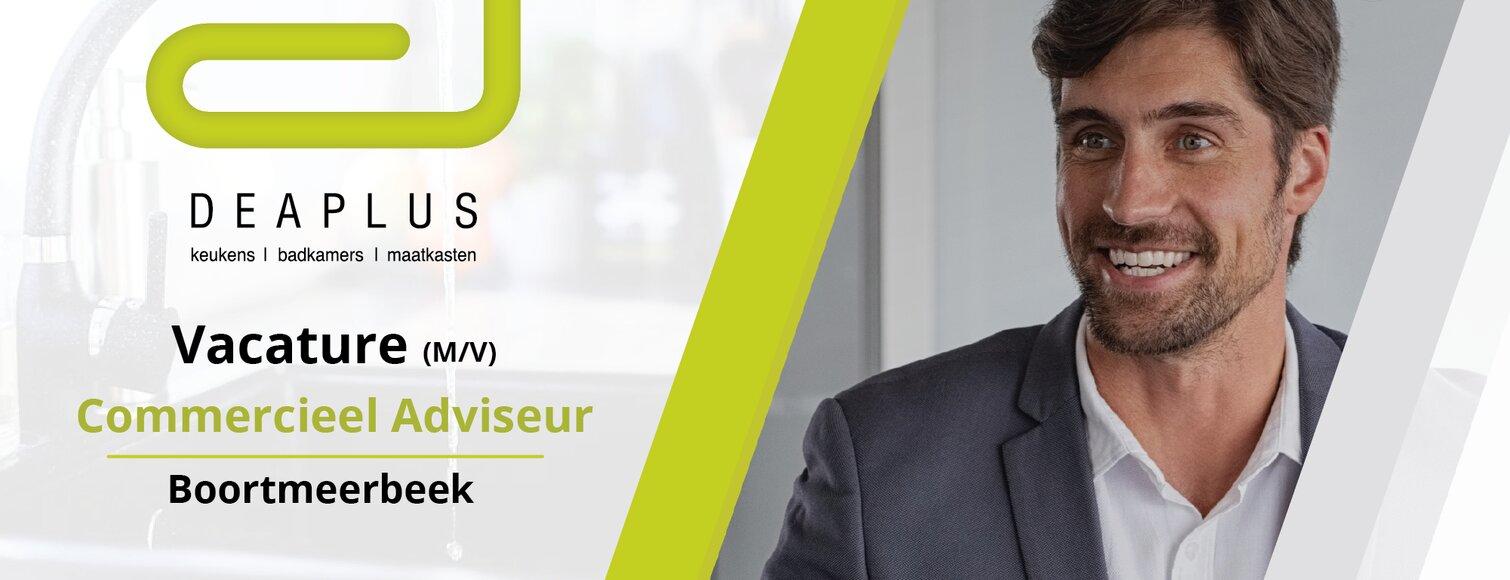 Commercieel Adviseur (M/V) Boortmeerbeek