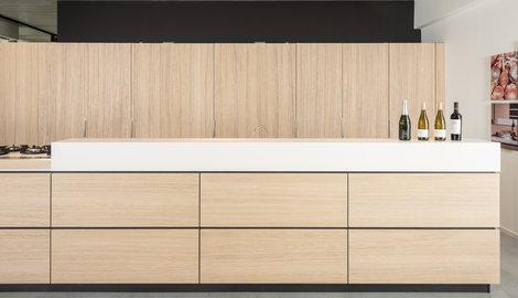 Welk materiaal kies je voor de afwerking van je keukenkasten?