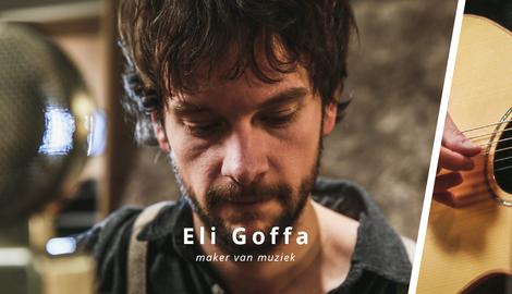 Atelier Concerten met Eli Goffa