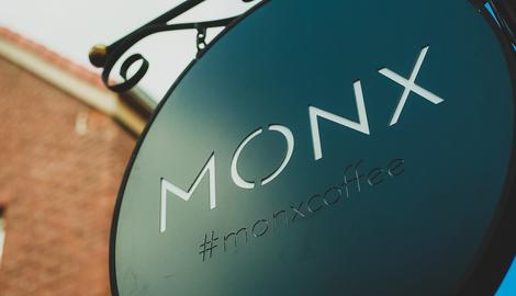 Proef heerlijke ambachtelijke Monx koffie bij ons!