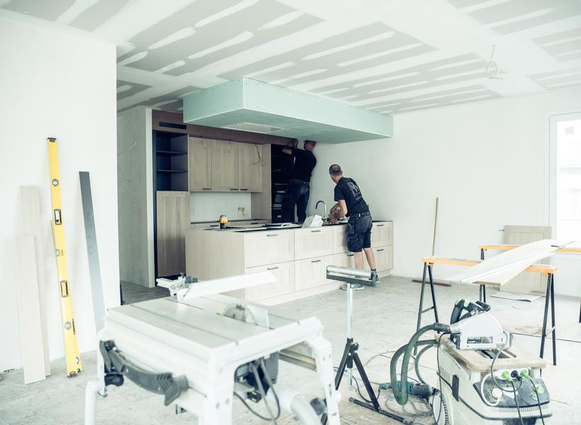 Project keuken